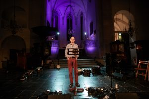 Lezing van Miroslav Volf op Geestdrift Festival