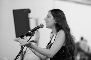 Performance Nani afgelopen Geestdrift Festival