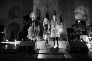 Foto's van het zesde Geestdrift Festival