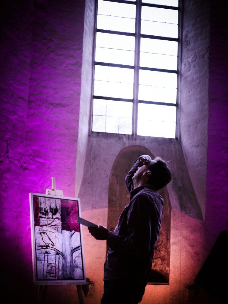 Geestdrift Festival gaat door dit jaar!  Zaterdag 6 november achtste editie in Pieterskerk Utrecht
